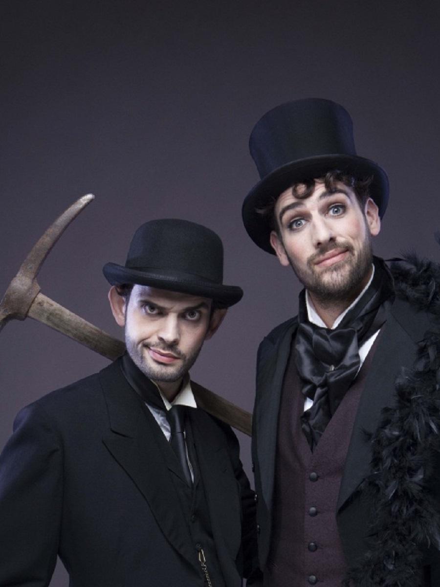 Firmin & Hector - Croque-morts chanteurs
