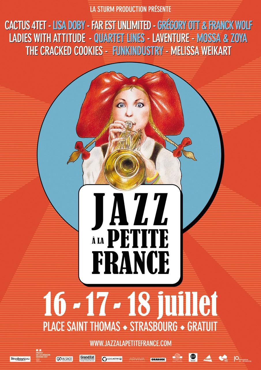 Jazz Petite France 2021